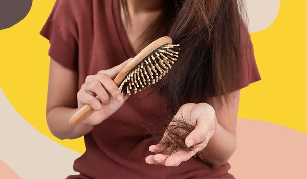 Noticing more strands on your brush lately? These tips will help stop hair fall