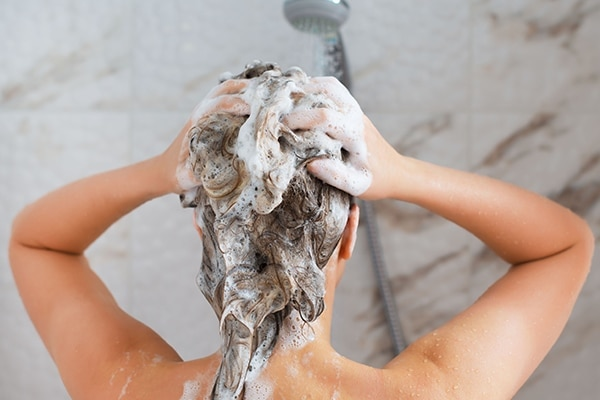 Do not shampoo your hair every day