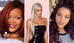 5 hair colours that look bomb on deep skin tones
