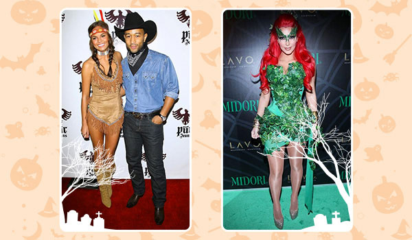 5 Hollywood celebrities who go all out for Halloween
