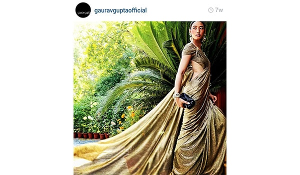 5 INDIAN FASHION DESIGNERS YOU SHOULD FOLLOW ON INSTAGRAM