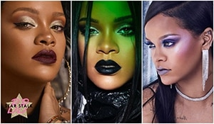 5 lessons on bold makeup we learned from Rihanna's Instagram account