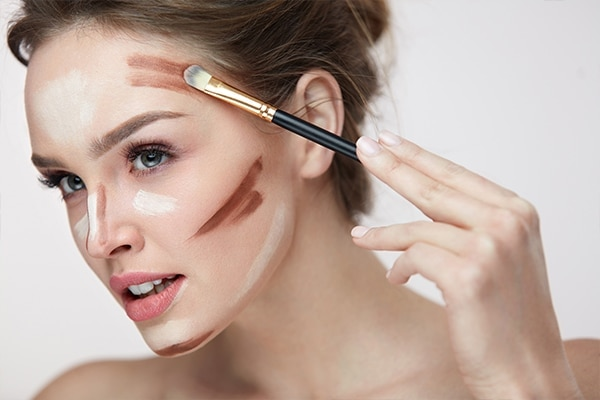 Going OTT with contouring