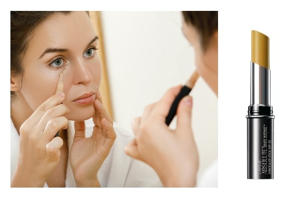 Stressful situations demand a great concealer