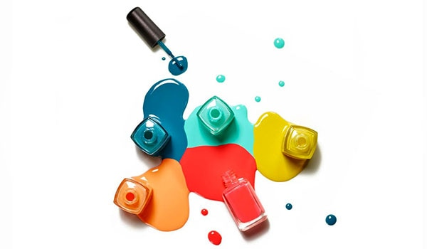 5 Manicure and pedicure colour pairings for summer
