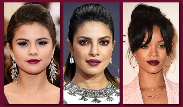 5 must-have wine lip shades for every skin tone