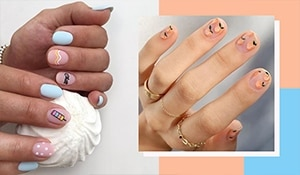 5 nail art designs that are just too cool for summer!