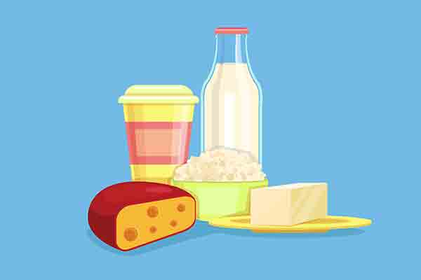 Myth: Avoid Dairy During Diet