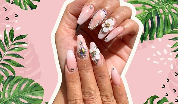 5 OTT nail art ideas to try if minimal manicure is not your jam