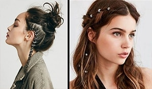5 quirky looks that prove accessorised braids are the next big thing!