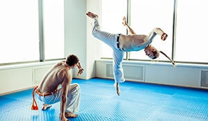 5 reasons to take up the martial art form of Capoeira