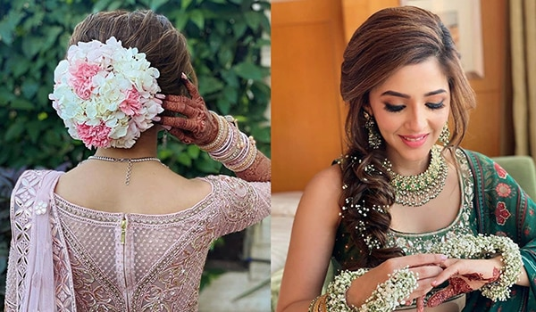 5 romantic bridal hairstyles that are perfect for an outdoor wedding