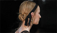 5 RUNWAY INSPIRED RIBBON HAIRSTYLES FOR THE SUMMER