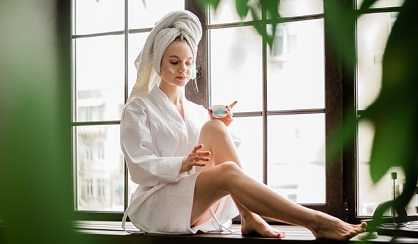 5 self-care tips to destress your skin and mind