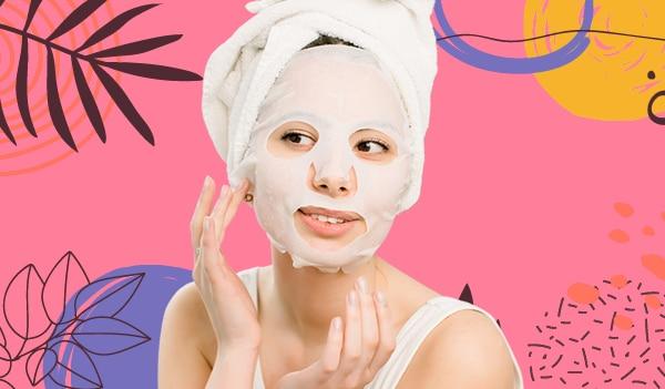Midweek pampering: 5 amazing skin brightening sheet masks to get rid of dullness