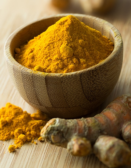 5 spices skin benefits turmeric 430x550