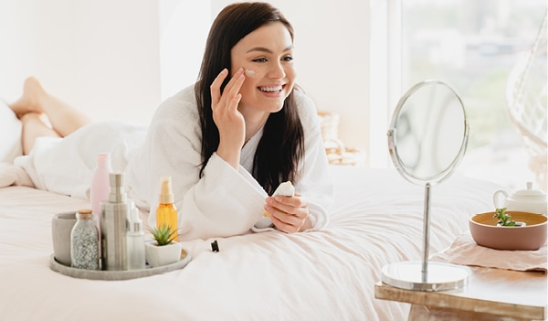 5-step skincare routine for glowing skin this festive season