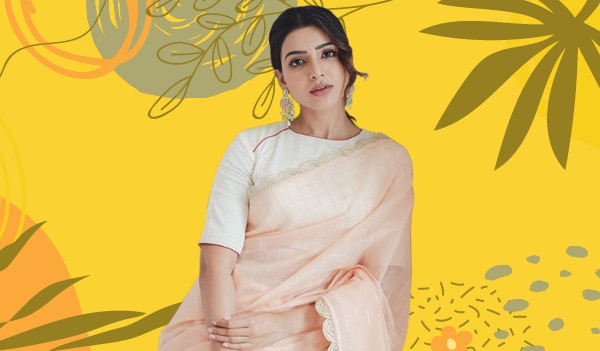 Samantha Akkineni birthday special: 5 hairstyles of the actress that go perfectly with ethnic wear
