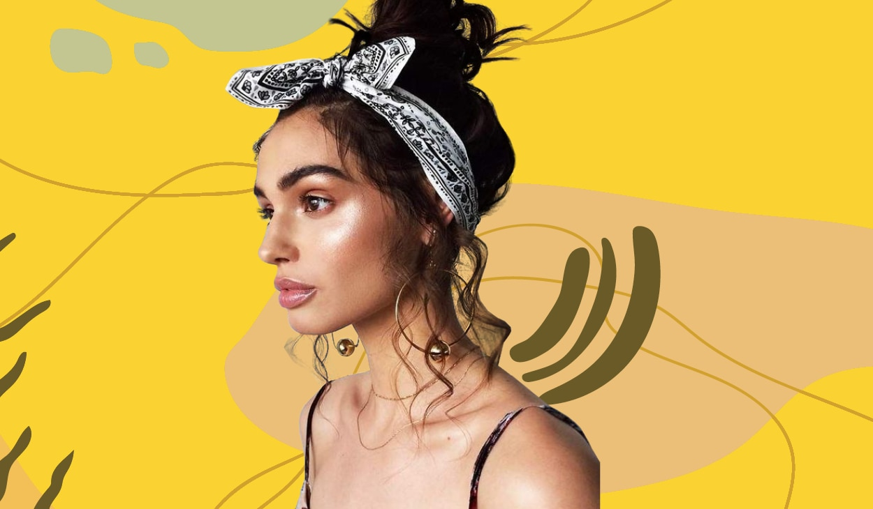 5 trendy headband hairstyles to try right now