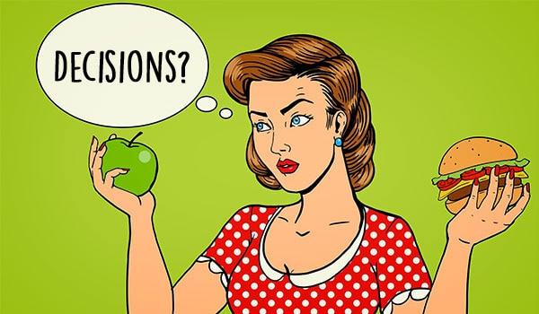 5 WAYS TO AVOID NASTY HUNGER PANGS