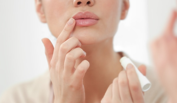 How to care for your lips while you're on the go