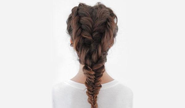 Super 5 Ways To Wear A Fishtail Braid Hairtysle Bebeautiful Natural Hairstyles Runnerswayorg