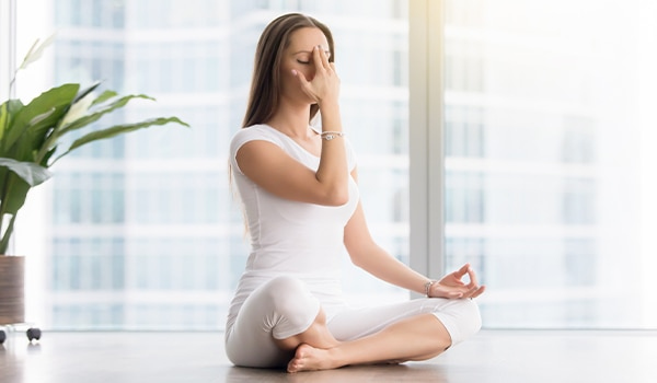 5 Yoga Asanas That Help Tighten The Skin Around The Eyes And Reduce Wrinkles