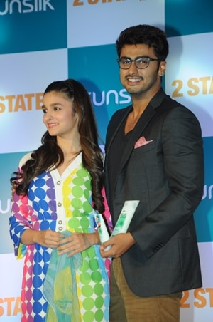 SUNSILK BECOMES THE OFFICIAL HAIR PARTNER OF '2 STATES'