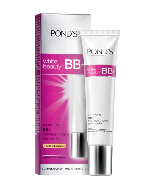 GET YOUR BEST SELFIE FACE ON WITH THE PONDS BB CREAM