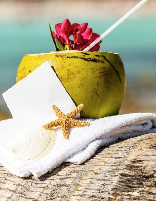 COCONUT WATER—YOUR GO-TO DRINK THIS SUMMER