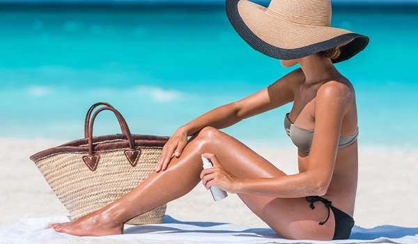 6 beauty essentials to pack for your beach holiday