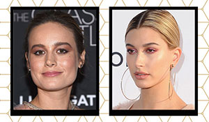 6 CELEBRITIES WHO NAILED ROSE GOLD EYE MAKEUP