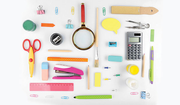 6 essential pieces for stationery lovers