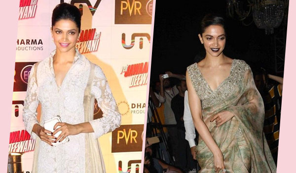 6 festive style lessons to learn from Deepika Padukone