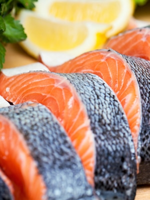 6 foods for fabulous hair fish 300x400