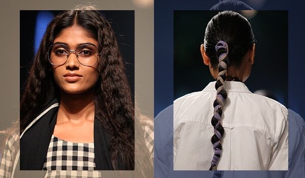 6 HAIR TRENDS SPOTTED AT LAKMÉ FASHION WEEK S/R 2017