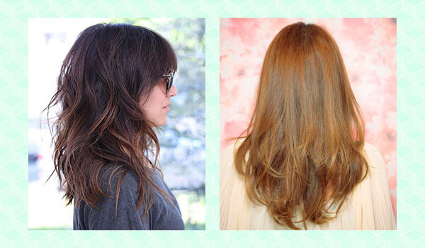 6 LAYERED HAIRCUTS TO TRY THIS SEASON