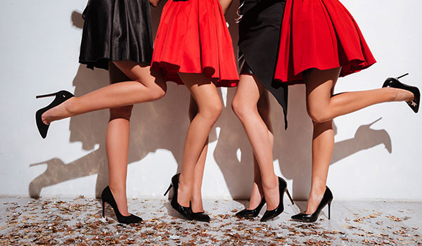 6 moves to help you flaunt killer legs this season