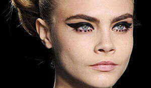 6 RUNWAY-INSPIRED CAT EYE MAKEUP LOOKS TO TRY