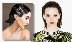 6 simple ways to style your bob haircut into a glamorous 'do