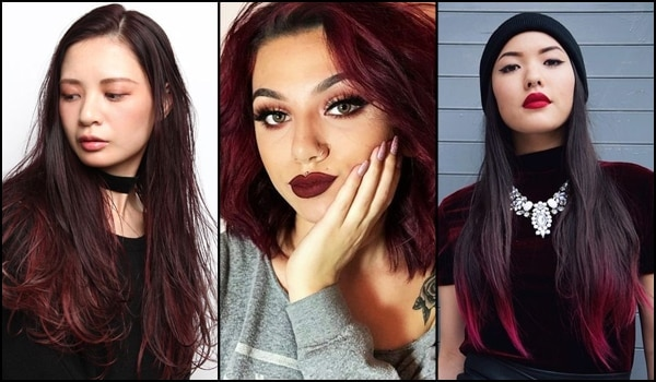 Because, why not? Colour your hair in the hottest trend of spring