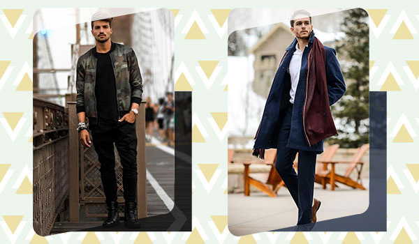 6 WINTER OUTFIT ESSENTIALS FOR MEN