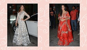 8 BOLLYWOOD DIVAS WHO TURNED UP THE HEAT AT DIWALI PARTIES THIS YEAR