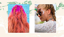 8 COACHELLA HAIR AND MAKEUP LOOKS WE LOVE