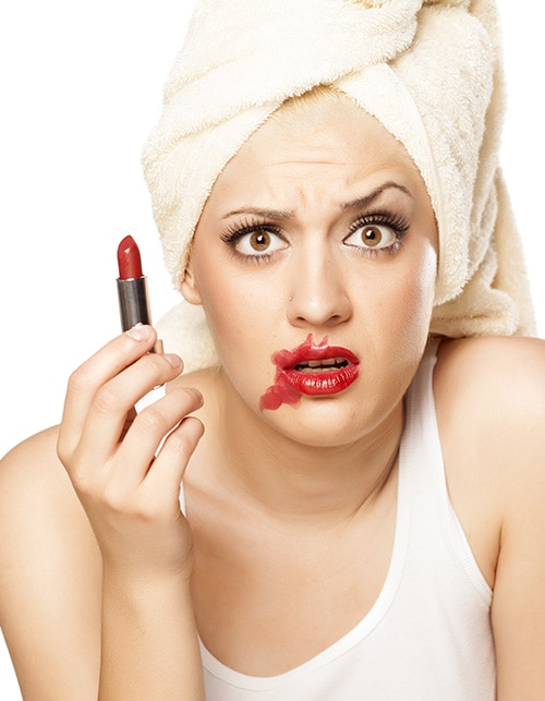 Four Common Makeup Mistakes You Should Avoid