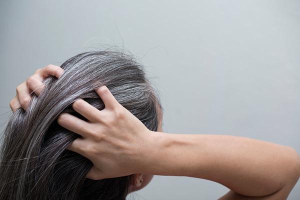 Myth #4: Grey strands are limp