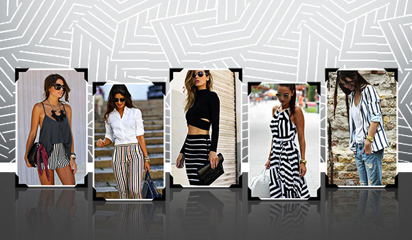 8 STRIPED PIECES FOR ALL BODY TYPES