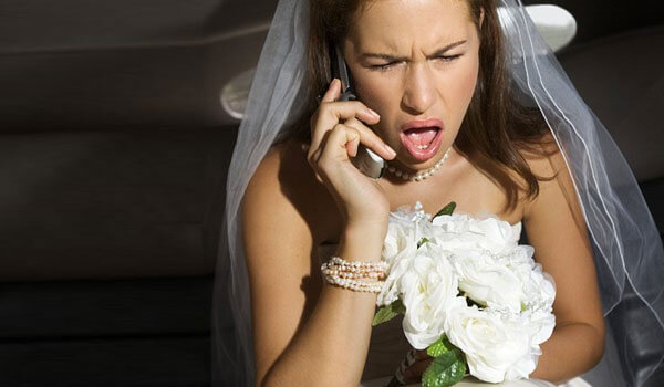 8 ROFL thoughts every bride has before getting married