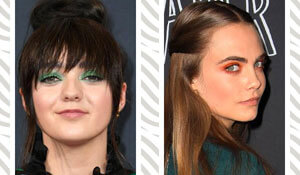 8 TIMES CELEBRITIES GOT BRIGHT EYESHADOW RIGHT ON THE RED CARPET
