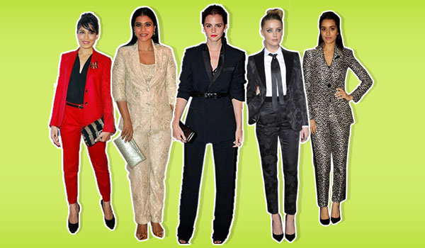 8 Times Suits Slayed On The Red Carpet